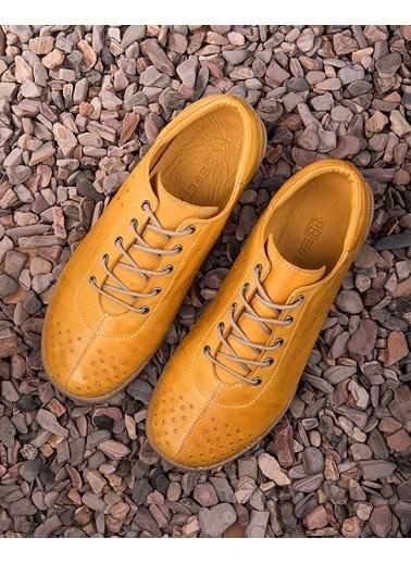 Beta Ayakkabı Hardal